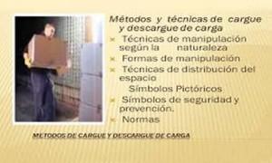 PREVENCION DE RIESGOS EN LA CARGA Y DESCARGA DE MERCANCIAS PELIGROSAS